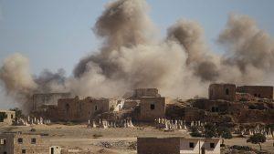 Авиаудар США в Сирии: убито трое боевиков ИГ