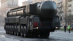 Депутат Гутенев предложил разместить российское ядерное оружие в Сирии