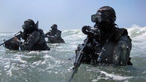 Корпорация «Ростех» показала подводного противодиверсионного робота