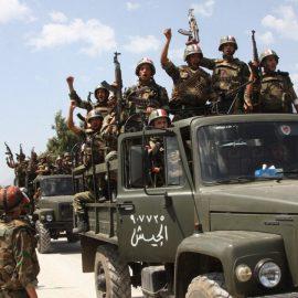 Сирия вернет себе контроль над провинцией Идлиб