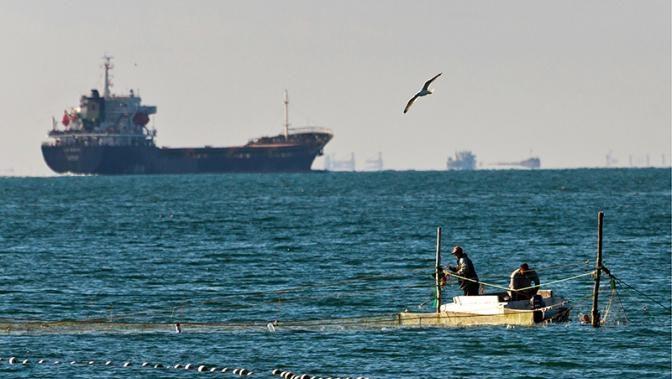 МИД Украины: Киев невыйдет изсоглашения сРоссией поАзовскому морю