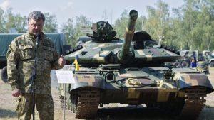 Траты на оборонный бюджет Украины в 2019 году составит 5% ВВП.