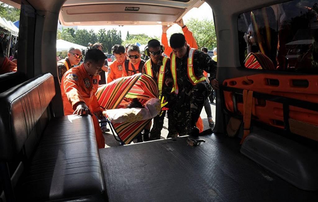 НаФилиппинах после взрыва бомбы погиб один человек, 36 пострадали