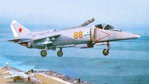В России начата разработка самолета вертикального взлета и посадки