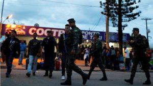 Бразилия посылает армию на границу с Венесуэлой