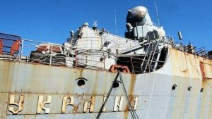 Пустота ВМС: Флот Украины не «москитный», а скомороший