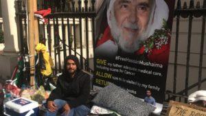 Активист из Бахрейна попал в больницу после голодовки
