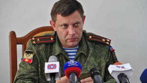 Убийц Захарченко задержали в Донецке-Интерфакс