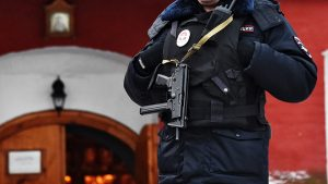 Силы МВД РФ ликвидировали боевика в Дагестане