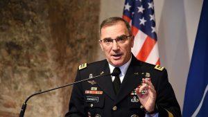 Военачальники стран Европы и США обсудили сдерживание «российской агрессии»