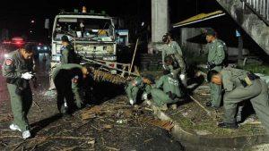 В Таиланде боевики напали на центр образования
