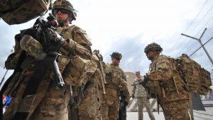 США перебросили в Эт-Танф дополнительные войска