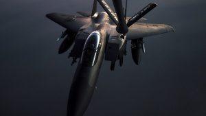 Пентагон отрицает применение фосфорных бомб в Сирии
