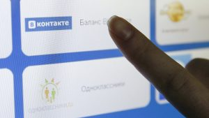 Запрещённый «ВКонтакте» остаётся любимой соцсетью украинцев