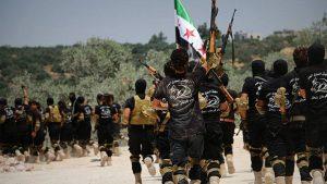 Турция усиливает военную помощь сирийской оппозиции в Идлибе