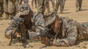 Военные Иордании участвуют в «Яркой звезде-2018»