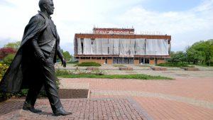 Память земляков: Имя Иосифа Кобзона присвоят Донецкому ДМ «Юность»