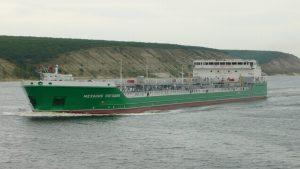 Экипаж танкера «Механик Погодин» вернулся в Россию