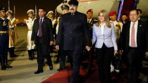 Китай заявляет о желании предоставить Венесуэле помощь
