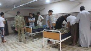 В Ираке продолжаются теракты против силовиков