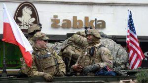 Польша работает над размещение военных баз США на своей территории