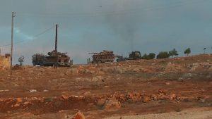Турция стягивает войска на север Хамы
