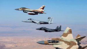Самолеты ВВС Израиля нанесли авиаудар по международному аэропорту Дамаска