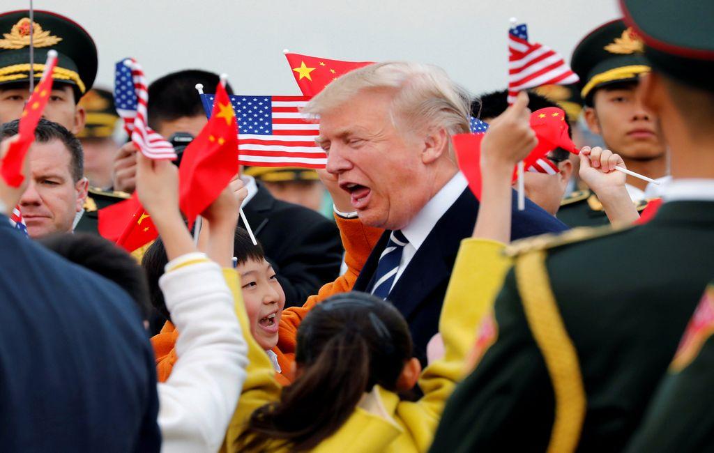 Китайская республика может отказаться отпереговоров сСША из-за новых санкций