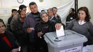 В Сирии начались муниципальные выборы