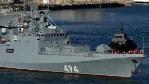 Индия намерена купить у России четыре фрегата