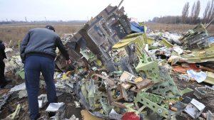 Турчинов «отрицает» вину Киева в гибели рейса МН17 над Донбассом