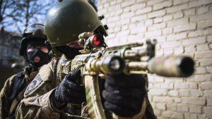 Силовики уничтожили трех боевиков на границе Чечни и Ингушетии