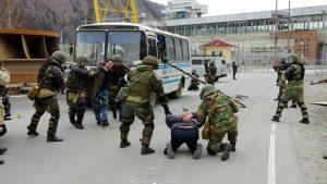 В Хакасии задержаны вербовщики террористической организации