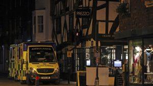 СМИ: Ещё один вероятно отравленный британец в Солсбери в критическом состоянии