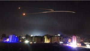 ВВС Израиля убили 113 иранских бойцов в Сирии за месяц