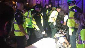 Исламофобская атака произошла возле мечети в Лондоне
