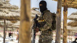 США воюют в Тунисе