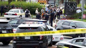 В Мэриленде произошла стрельба