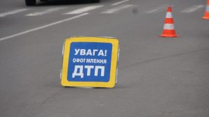 Глава полиции на Западной Украине в ДТП убил велосипедиста