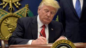 Трамп указом расширил санкционные полномочия и механизмы Минфина США