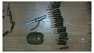 Ветеран АТО из Николаева вывез с Донбасса арсенал оружия