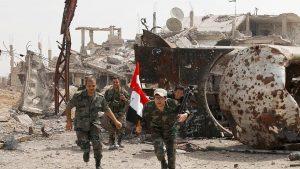 Сводка событий в Сирии и на Ближнем Востоке за 20 сентября 2018 года