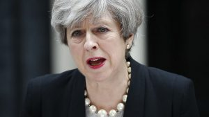 СМИ: выступление Мэй на саммите ЕС было «провальным»