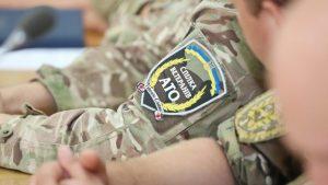 Ветераны АТО в Харькове недовольны подачками властей