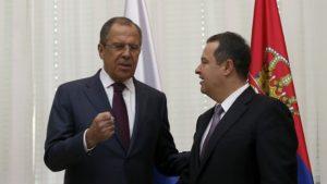 Главы МИД России и Сербии обсудили проблематику Косова