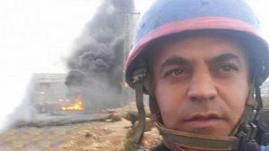 Иранский журналист ранен израильскими военными