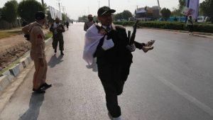 На военном паране в Иране произошёл теракт