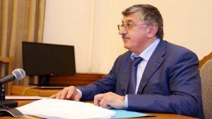 В Дагестане задержан замглавы правительства