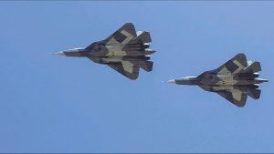 Начата подготовка аэродромов юга России под прибытие истребителей Су-57