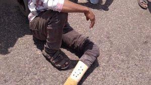 В Йемене протестовали боевики «Южного сопротивления»